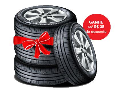 Seu pneu usado vale desconto